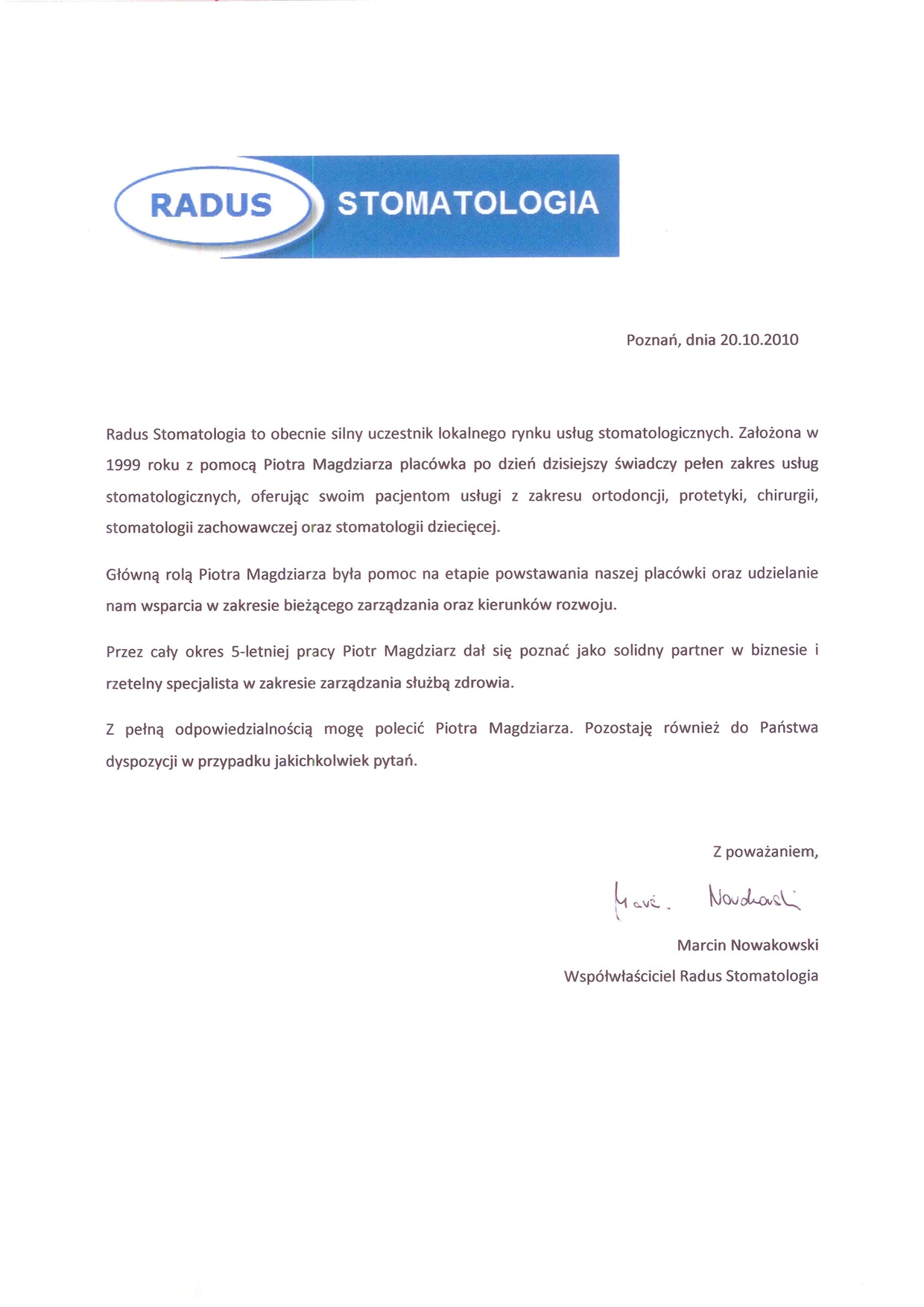 radus_stomatologia_referencje