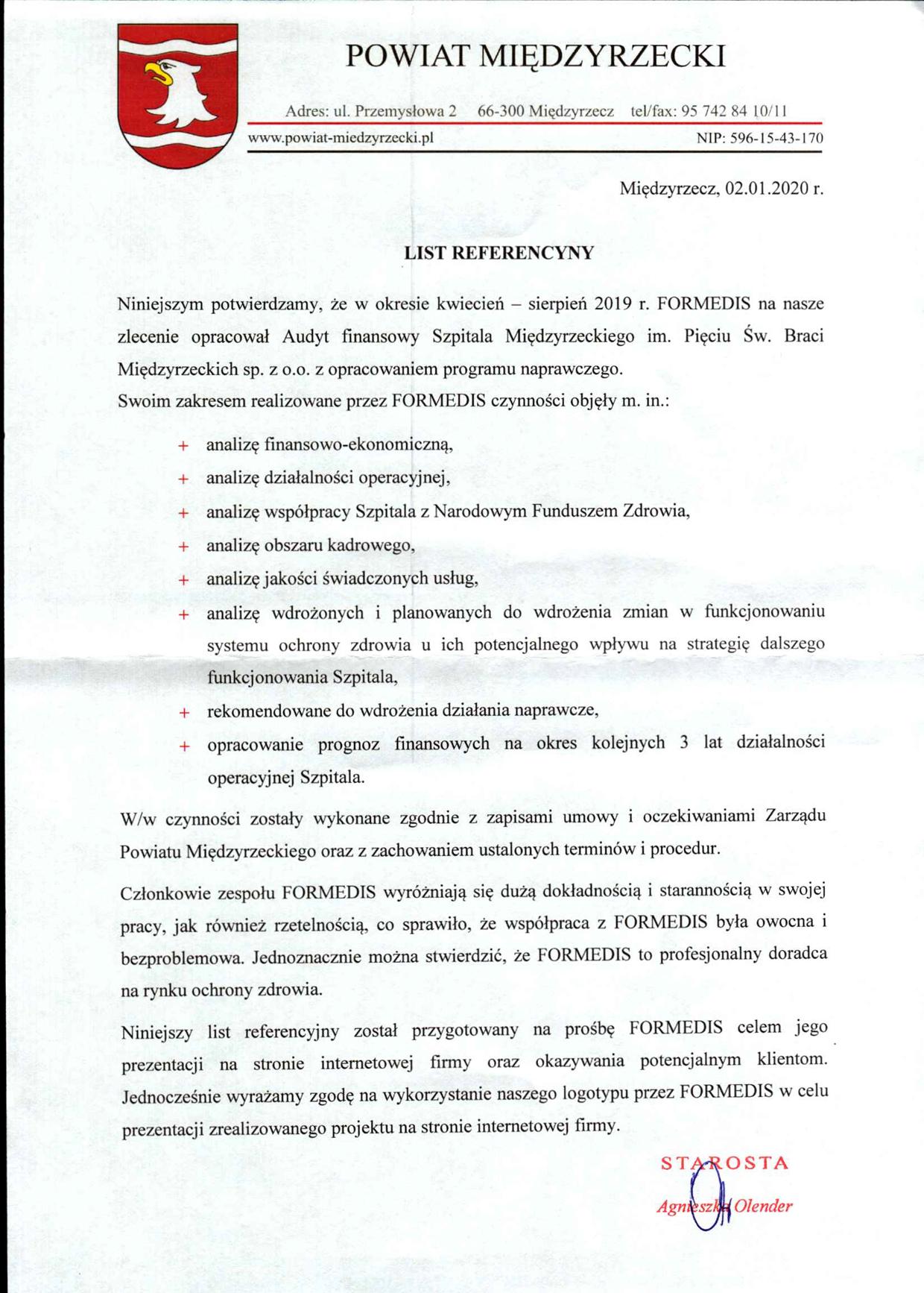 Powiat Międzyrzecki